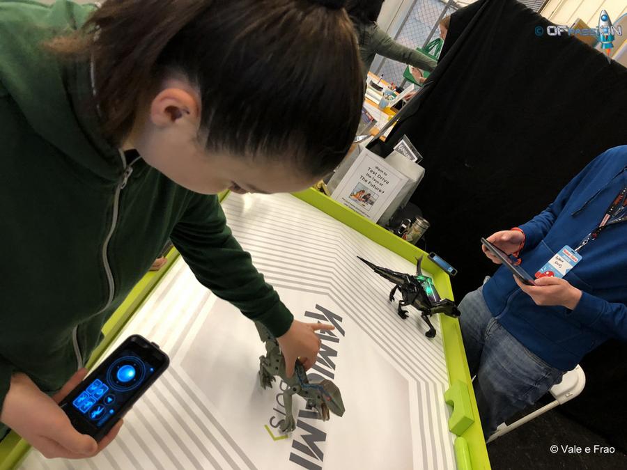 A San Francisco alla Maker Faire Bay Area valeria cagnina francesco baldassarre installazioni ofpassion