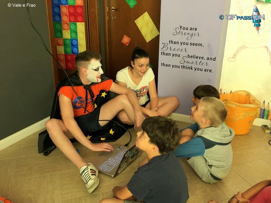 bambini e ragazzi valeria e francesco summer camp alessandria