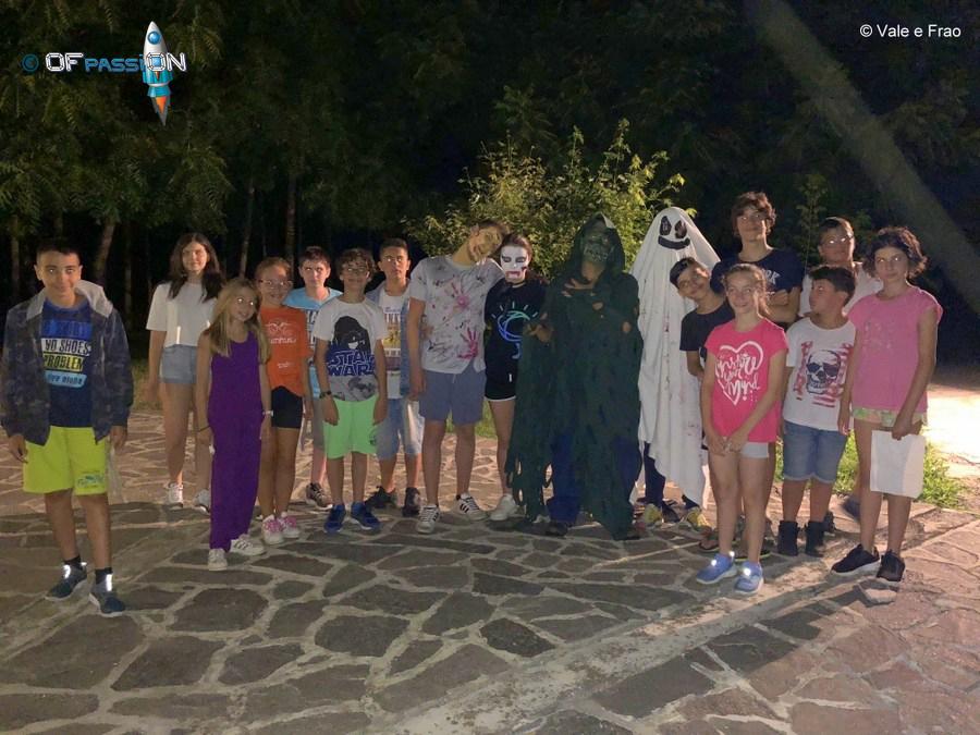 summer camp valeria cagnina francesco baldassarre alessandria 2018 giochi notturni