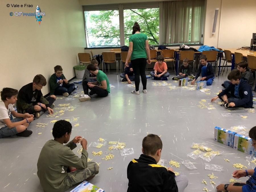 lugano svizzera laboratori robotica valeria e francesco dreamers domande
