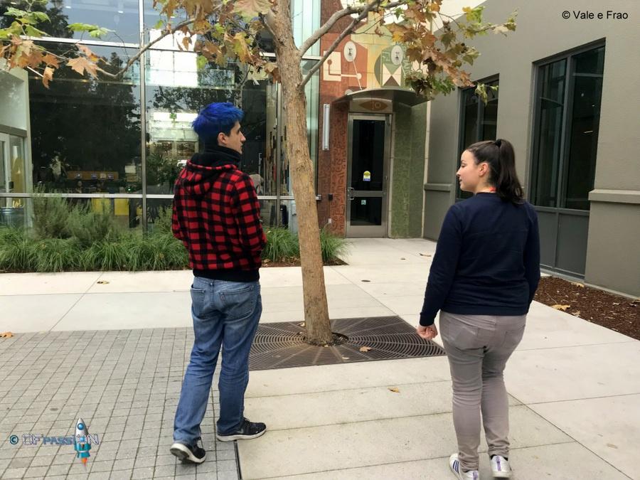 visita guidata facebook valeria cagnina francesco baldassarre california silicon valley