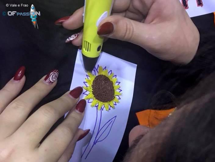 salone dello studente di roma attività penna 3d ofpassion