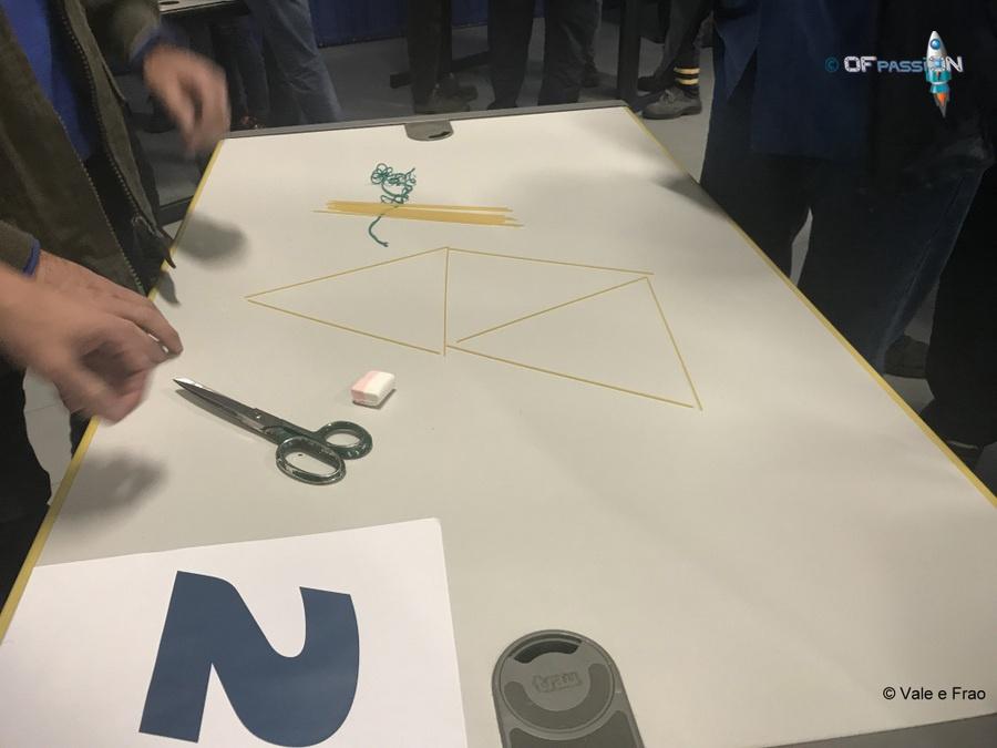 progettazione soluzione marshmallows challenge dipendenti michelin attività ofpassio