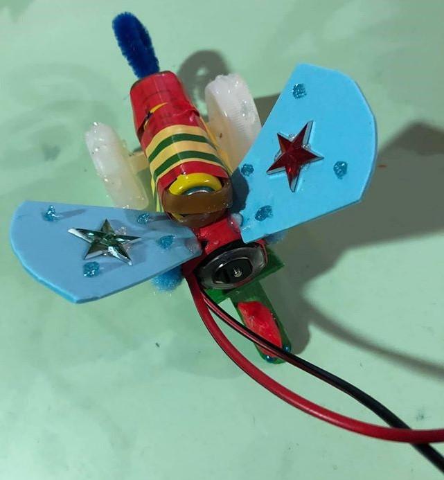 pacco attività per bambini di ofpassion robot