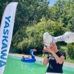 braccio robotica collaborativo yaskawa